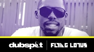 Flying Lotus (Brainfeeder / Warp Records, Los Angeles) Dubspot Interview @ SXSW