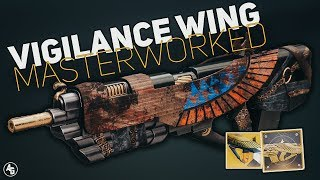 Vigilance Wing Masterwork | Destiny 2 Exotic Catalyst Review