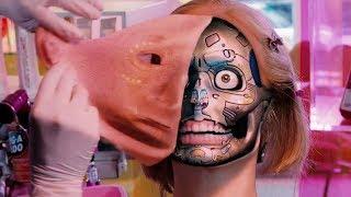 未来世界,99%的人类一辈子躺在家里,让机器人代替自己活下去!