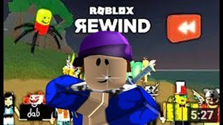 Why Im Not In Roblox Rewind 2018