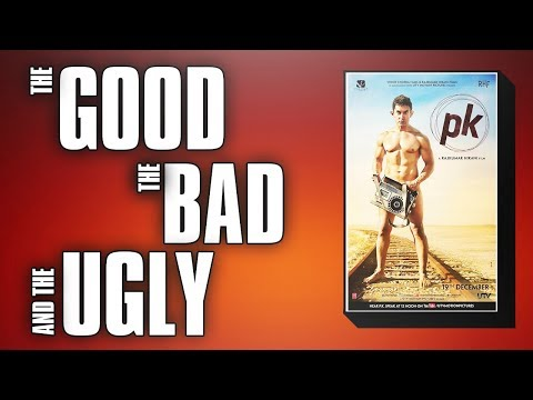 The Good, the Bad and the Ugly #1  PK Movie Review  Aamir Khan  Rajkumar Hirani  Discussion