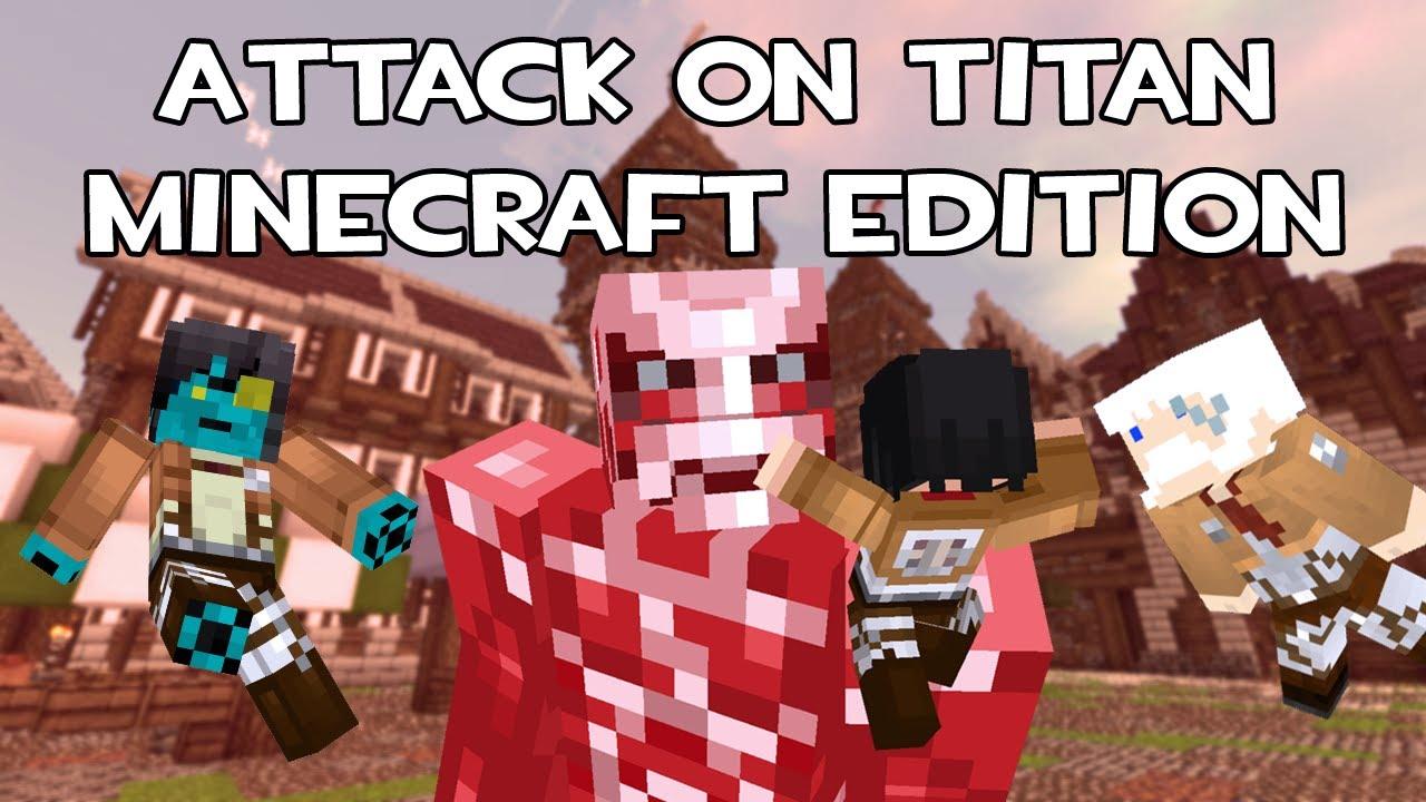 Images Of Attack On Titan Minecraft Skin Mikasa