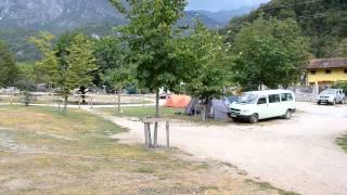 Camp Lazar - Kobarid - camping Slovenia