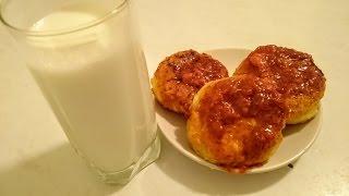 Сырники Рецепт сырников из творога как приготовить творожные сырники дома вкусно