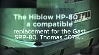 Hiblow Air Pumps