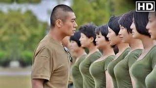 Video Latihan Militer BODYGUARD wanita  !!!