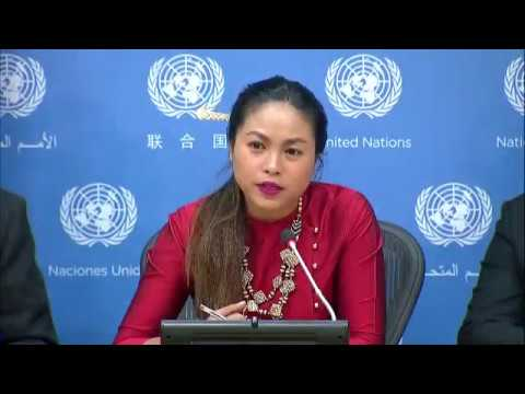 Outcomes of the 16th session of the UN Permanent Forum on Indigenous Issues - Press Conference