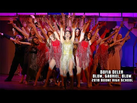 Anything Goes - Blow, Gabriel, Blow  - Sofia Deler