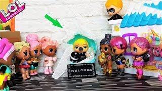 КУКЛЫ ЛОЛ СЮРПРИЗ МУЛЬТИКИ! ПОЧЕМУ ПЛАЧЕТ БОСС МОЛОКОСОС? Мультики #lolsurprise #doll