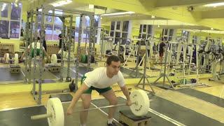 "#Тяжелаяатлетика""Изучение техники рывка штанги"" Weightlifting"