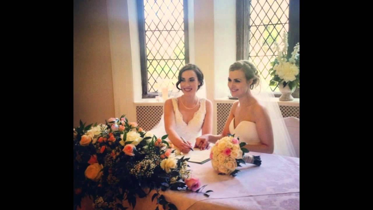 Rose and Rosie- Wedding Day - YouTube