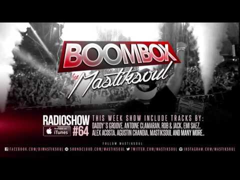 Boombox By Mastiksoul Week#64
