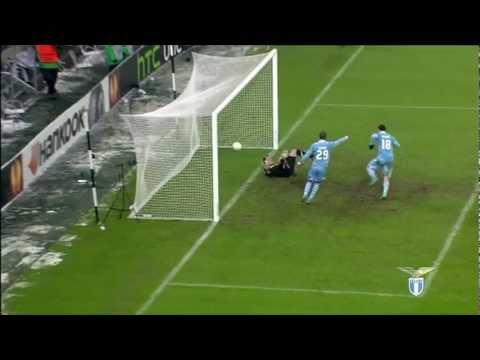 Highlights Borussia M. - Lazio 3-3