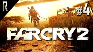 ◄ Far Cry 2 Walkthrough HD - Part 4