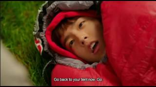 To the beautiful you funny scene | Cha Eun Gyeol the worm |  [ENG SUB]