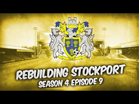 Rebuilding Stockport County - S4-E9 We Signed A Striker!! | Football Manager 2019