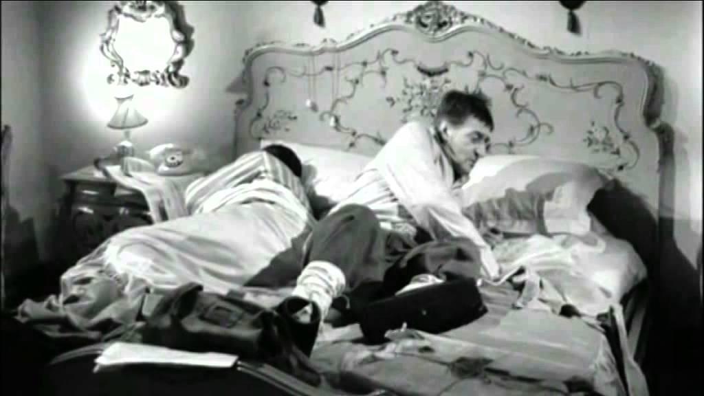 Letto Tre Piazze.Da Letto A Tre Piazze 1960