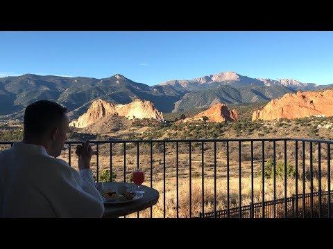 Colorado Springs: Hotels & Restaurants (Gay Travel Video)