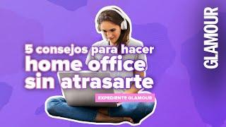 Tips para hacer home office y triunfar