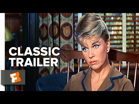 Please Don't Eat The Daisies (1960) Official Trailer - Doris Day, David Niven Movie HD