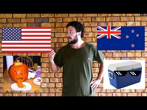 THE DIFFERENCE BETWEEN THE USA & NEW ZEALAND