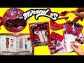 Miraculous Ladybug Activity Sets and Toys Compilation