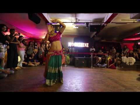 Indian Fusion Dance - Albela Sajan- Bajirao Mastani by Nitisha Nanda
