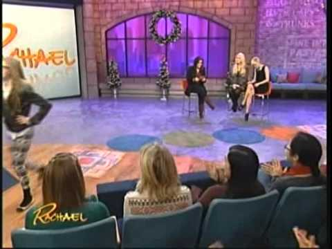 Jessica & Ashlee Simpson talk Baby Buggy on Rachael Ray