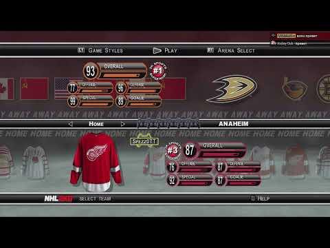 NHL 2K8 (PS3) - лучший хоккей от 2K! лучший ли симулятор хоккея в истории вообще? (озвучка) /18+/