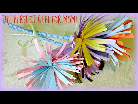Permalink to Paper Flower Bouquet For Mother's Day