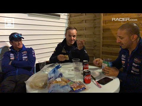 Le Mans: Tony Kanaan's Third RACER Report