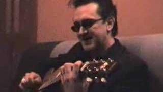 Wayne Hussey - A Night Like This (Rehearsal)