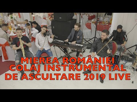 Marius De La Zalau & Darius Stoica Si Razvan Georgescu - Instrumentala De Ascultare 2019 LIVE Nunta