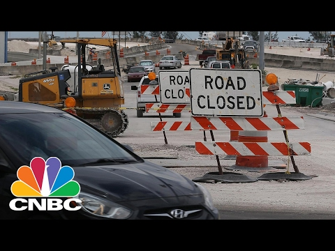 Where The US Should Invest In Infrastructure: Airports And Rail Lines | Squawk Box | CNBC