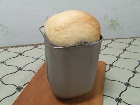 Хлеб пшеничный Хлеб в хлебопечке Печем хлеб домашниий рецепт