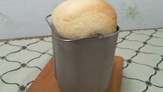 Хлеб пшеничный Хлеб в хлебопечке Печем хлеб Хлебопечка