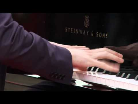 Benjamin Grosvenor Performs Liszt