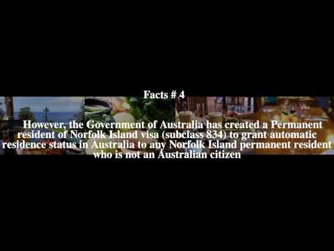 Permanent Resident of Norfolk Island visa Top # 8 Facts
