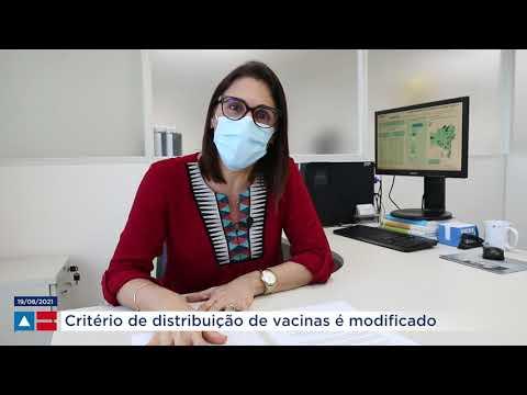 Bahia receberá 714 mil doses de vacinas e adota novo critério de distribuição