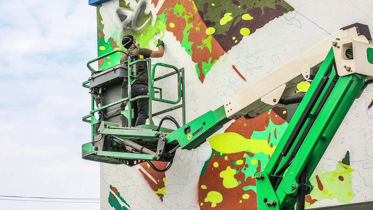 Call for Muralists | ViBe Creative District