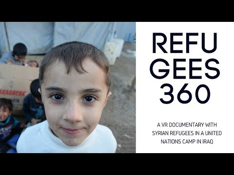 The dreams of Syrian refugees – A 360-degree view for #InternationalDayofPeace