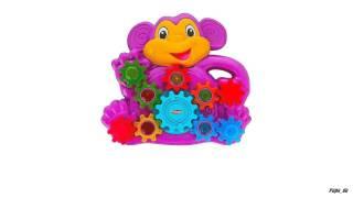 видео Какие игрушки нужны ребенку в 6 месяцев