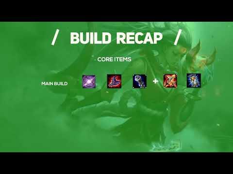 EU WEST CHALLENGER DIANA GUIDE  | League of Legends