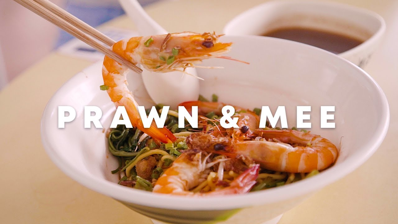 Delicious Prawn Noodles From Young Culinary Students Turned Hawkers: Prawn & Mee