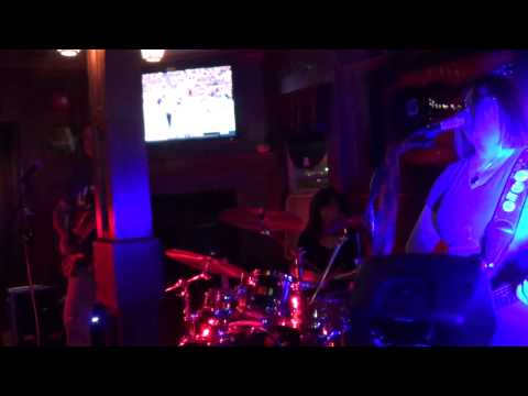 Miss.E with Jeff Martin & Kathy LaManna - set 1 pt 1 - 10.3.14 @ white water pub Liverpool n y