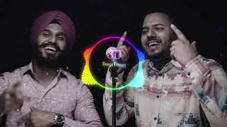 Daru Badnaam :Kamal Kahlon | Param Singh 8D Audio| 8D Songs Library | USE HEADPHONES