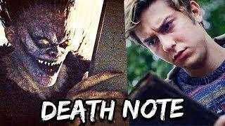 DEATH NOTE - recenzja - TYLKO PREMIERY