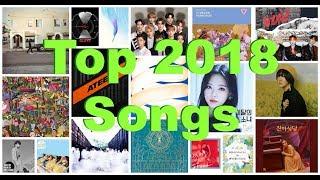 My Top 18 Songs of 2018
