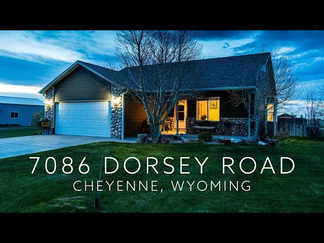 Home for Sale - 7086 Dorsey Road, Cheyenne, Wyoming