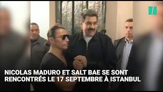 Baixar Nicolas Maduro rencontre Salt Bae et crée la polémique